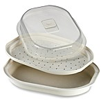 SALT™ Meals in Minutes Microwave Fish and Vegetable Steamer