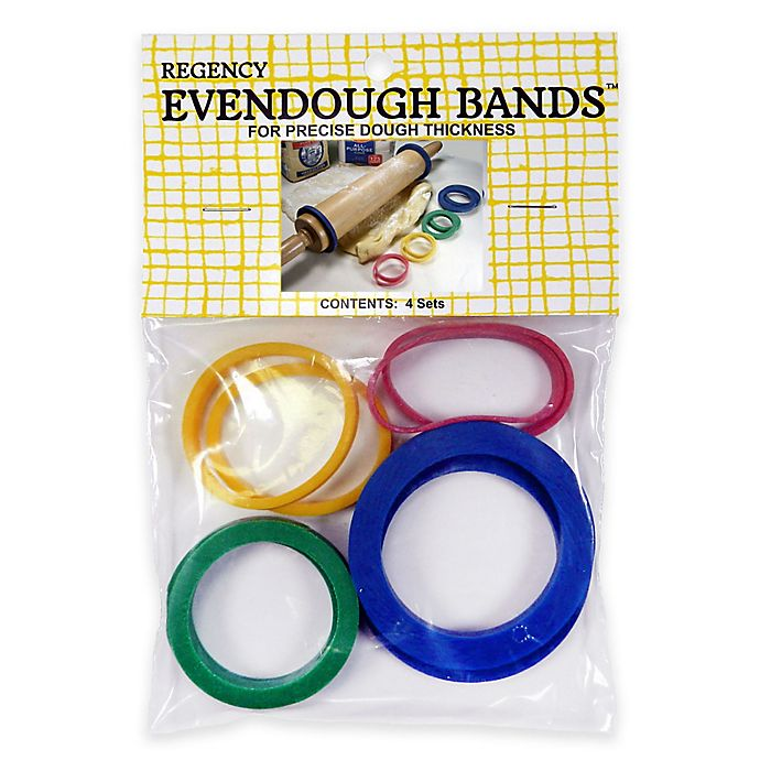 Alternate image 1 for Rolling Pin Rings