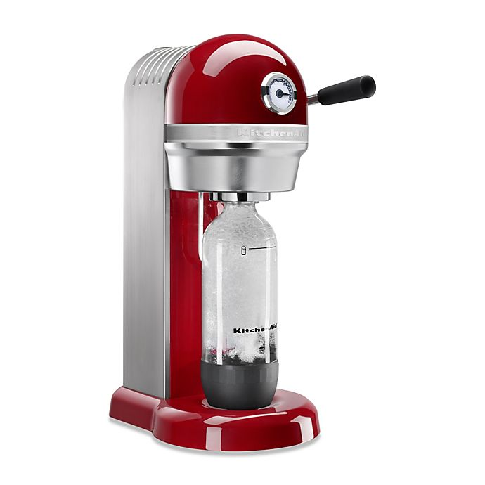 Alternate image 1 for KitchenAid™ Sparkling Beverage Makers Powered by SodaStream®