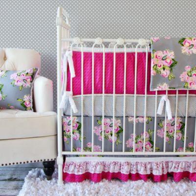 Caden Lane Vintage Floral Crib Bedding Collection Buybuy