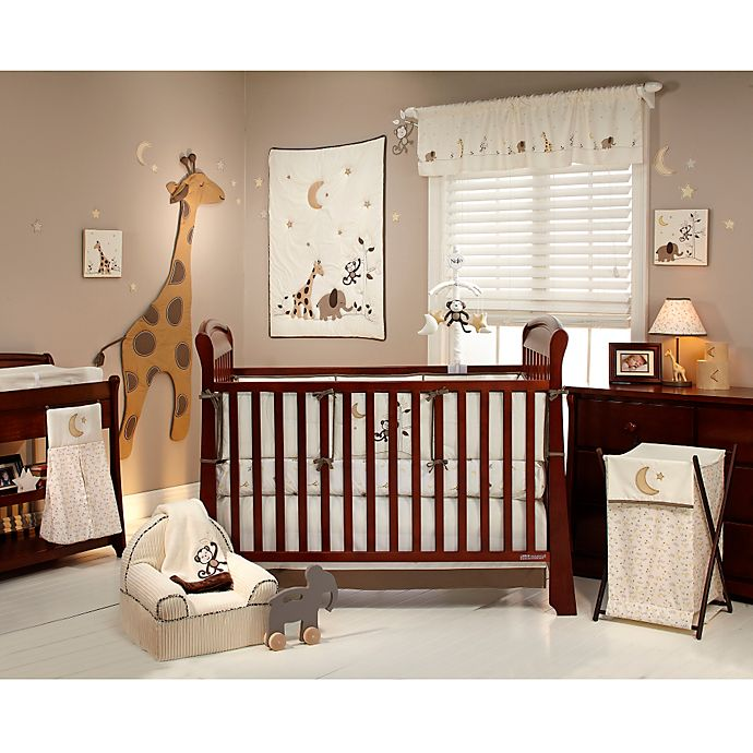 Alternate image 1 for NoJo® Dreamy Nights Crib Bedding Collection