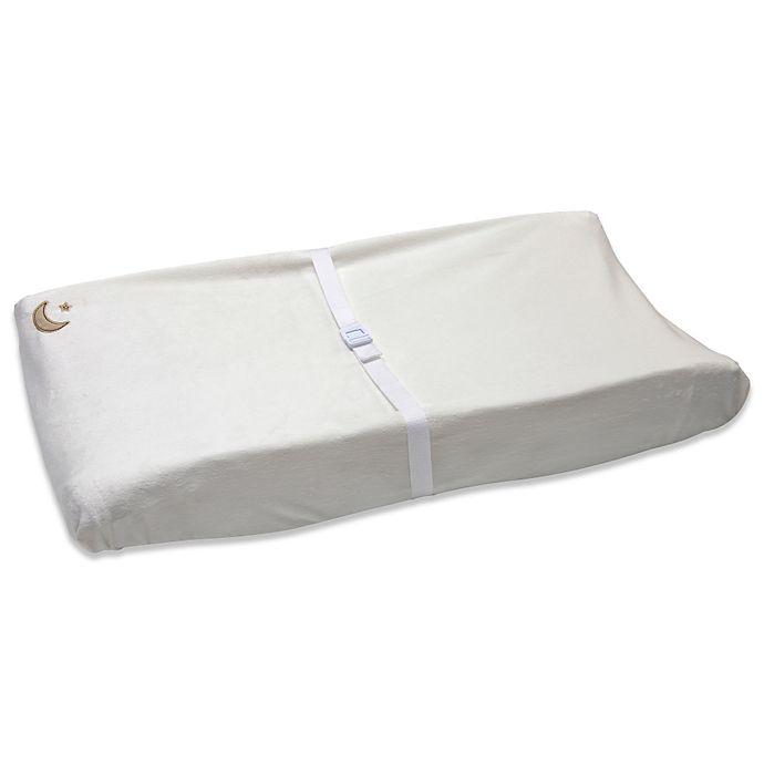 Alternate image 1 for NoJo® Dreamy Nights Contoured Changing Pad Cover