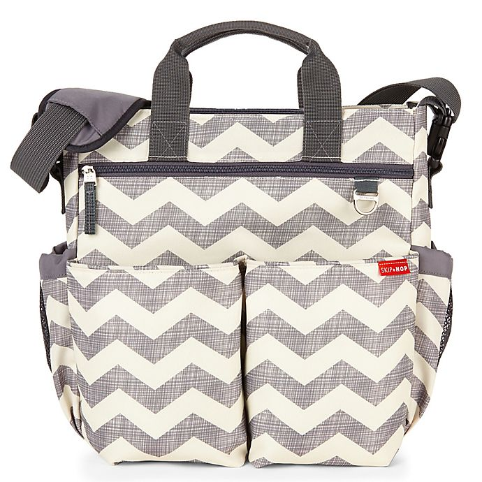 Alternate image 1 for SKIP*HOP® Duo Signature Diaper Bag