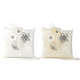 Ivy Lane Design™ Genevieve Ring Pillow