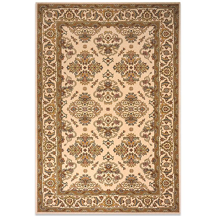 Alternate image 1 for Momeni Persian Garden Ivory Rug