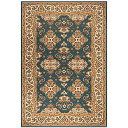 Momeni Persian Garden Teal Blue Rug