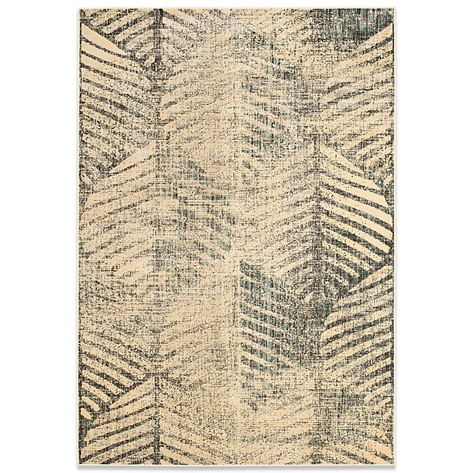 Alternate image 1 for Safavieh Vintage Palm 8-Foot  x 11-Foot 2-Inch Area Rug in Cream/Multi