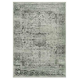 Safavieh Palace 10' x 14' Accent Rug in Spruce and Ivory