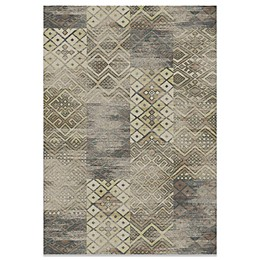 Safavieh Vintage Patchwork Accent Rug in Stone