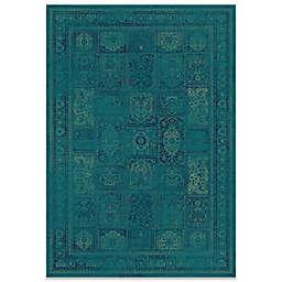 Safavieh Vintage Panel Rug in Turquoise/Multi