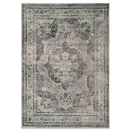 Eloquence 8-Foot x 11-Foot 2-Inch Vintage Grey Rug