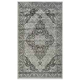 Safavieh Vintage Kiana Accent Rug in Light Blue/Grey