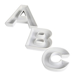 Ivy Lane Design™ Ceramic Letter Candy Dish