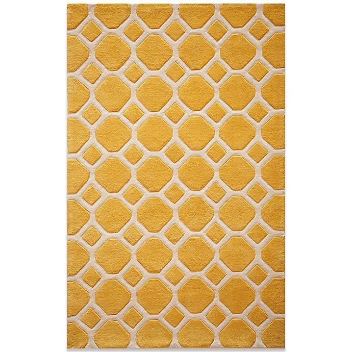 Alternate image 1 for Momeni Bliss Rugs in Gold