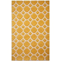 Momeni Bliss Rugs in Gold