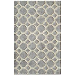 Momeni® Bliss 5' x 7' Area Rug in Grey