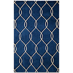 Momeni Bliss Rug in Navy