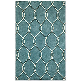 Momeni Bliss Area Rug in Teal