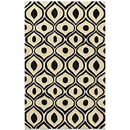 Momeni Bliss Rugs in Black