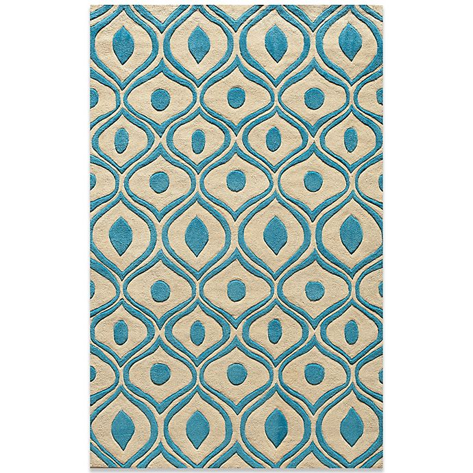 Bed Bath And Beyond Area Rugs Roselawnlutheran Earth Tone: Momeni Bliss Rugs In Blue