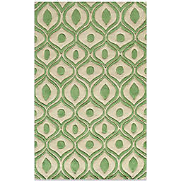Momeni Bliss 2-Foot x 3-Foot Rug in Green