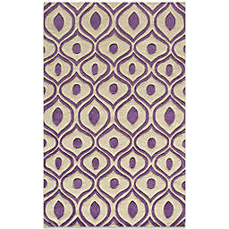 Momeni Bliss Rugs in Purple
