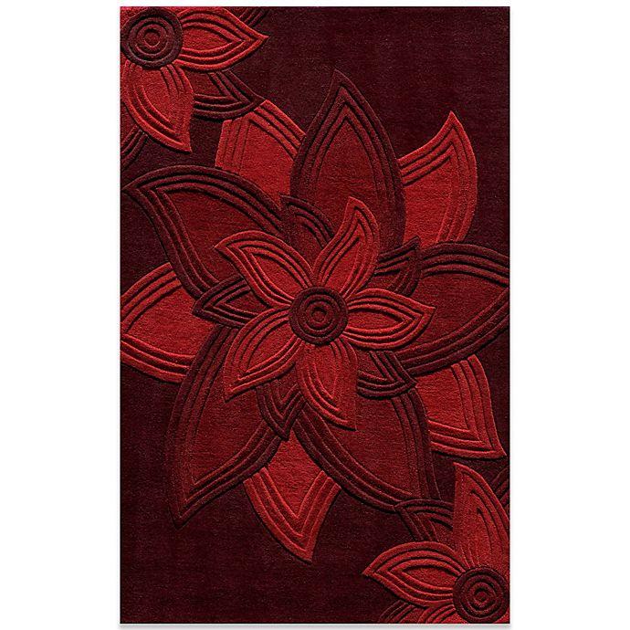 Alternate image 1 for Momeni Delhi Rug in Red