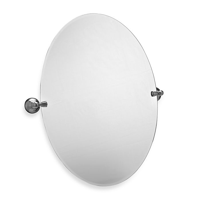 Alternate image 1 for Moen Sage Oval Mirror