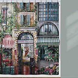 Creative Bath™ Rue Di Rivoli Resin 72-Inch x 72-Inch Shower Curtain