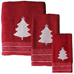 Winter Wonderland Fingertip Towel