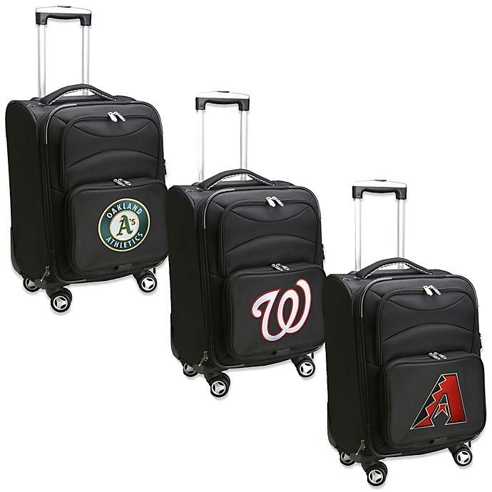 Alternate image 1 for MLB 20-Inch Carry On Spinner