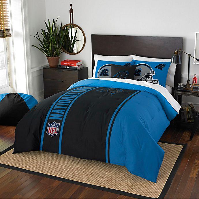 7ae03e14872 NFL Carolina Panthers Bedding | Bed Bath & Beyond