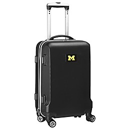 University of Michigan 20-Inch Hardside Carry On Spinner