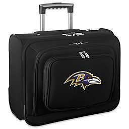 NFL Baltimore Ravens 14-Inch Laptop Overnighter