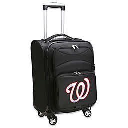 MLB Washington Nationals 20-Inch Carry On Spinner