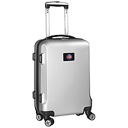 MLB Chicago Cubs 20-Inch Hardside Carry On Spinner