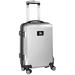 MLB Miami Marlins 20-Inch Hardside Carry On Spinner