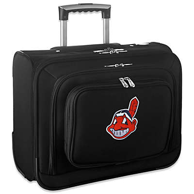 MLB Cleveland Indians 14-Inch Laptop Overnighter