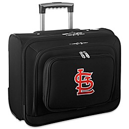 MLB St. Louis Cardinals 14-Inch Laptop Overnighter