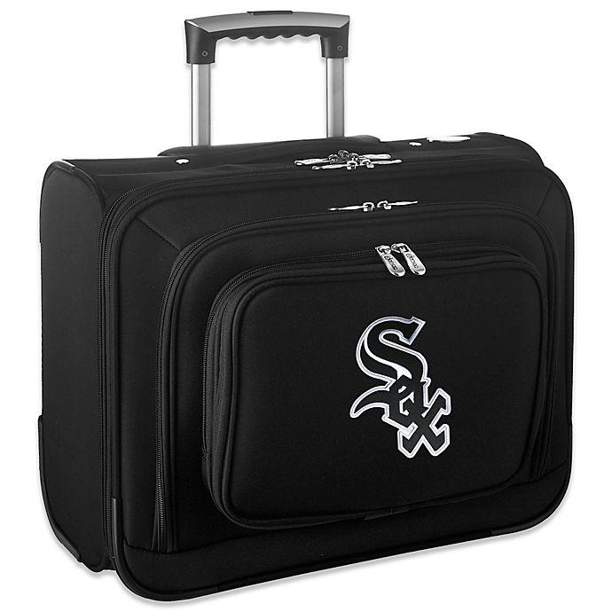 Alternate image 1 for MLB Chicago White Sox 14-Inch Laptop Overnighter