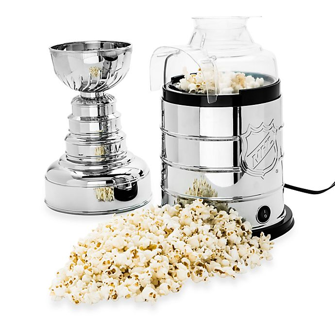Alternate image 1 for NHL Stanley Cup Air-Pop Popcorn Maker
