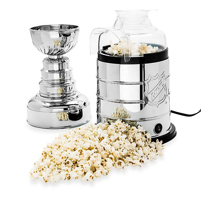 Alternate image 1 for NHL Stanley Cup Air-Pop Popcorn Maker