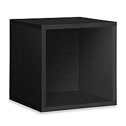 Way Basics Tool-Free Assembly zBoard paperboard Stackable Extra Large Storage Cube