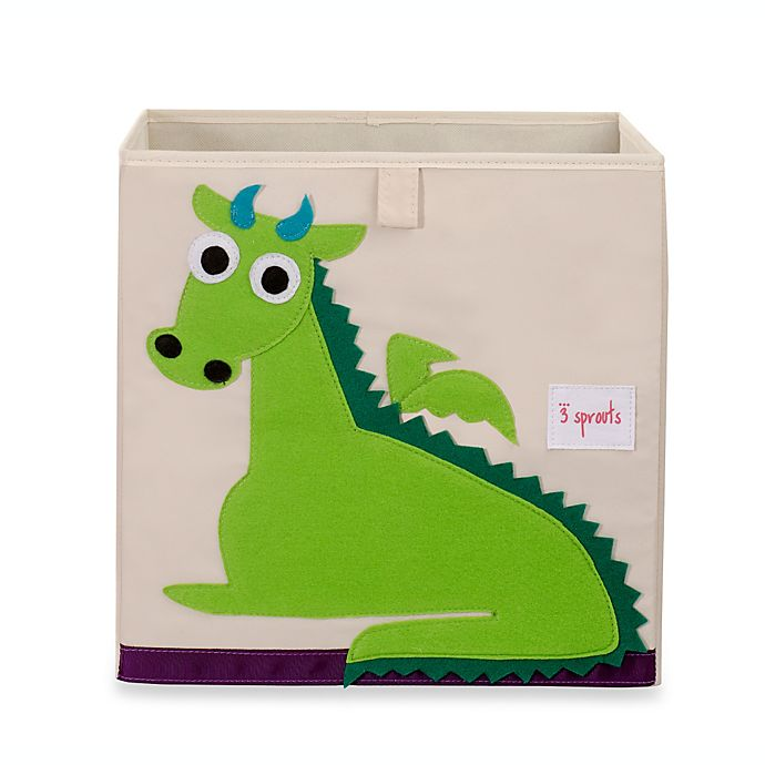 Alternate image 1 for 3 Sprouts Dragon Storage Box