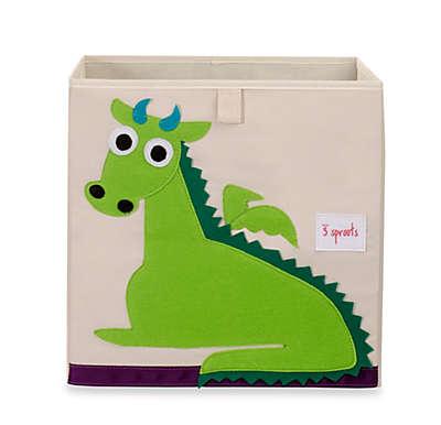 3 Sprouts Dragon Storage Box
