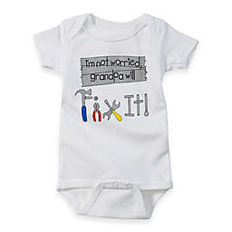 Sara Kety® Grandpa Fix It! Bodysuit