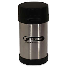 Stainless Steel 12 oz. Food Jar with Screw Top