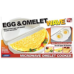 Emson® Egg and Omelet Wave™ Microwave Cooker
