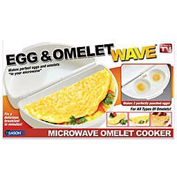 Emson® Egg and Omelet Wave™ Microwave Cooker