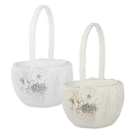 Ivy Lane Design™ Genevieve Flower Girl Basket
